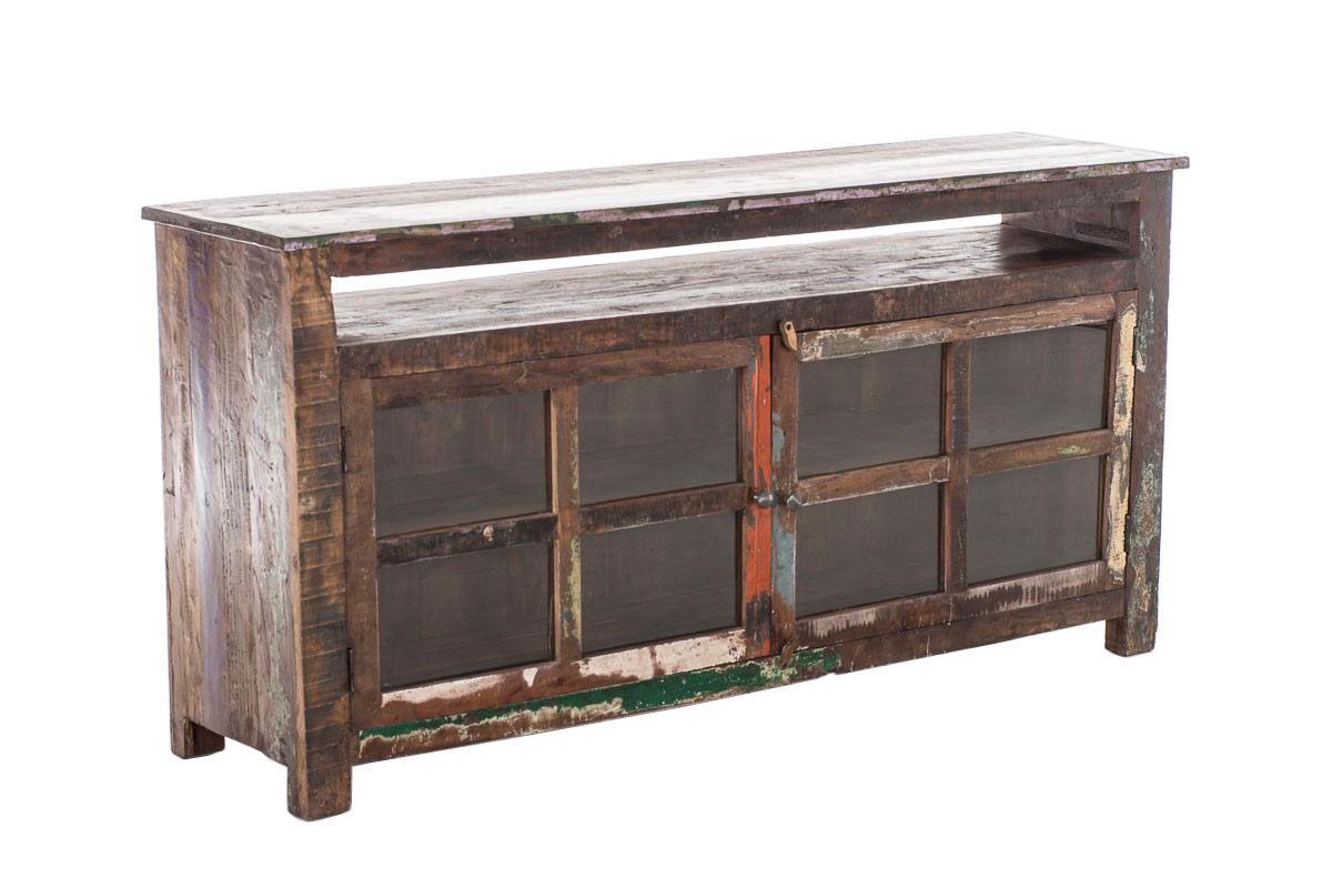 TV-meubel Saguna bunt