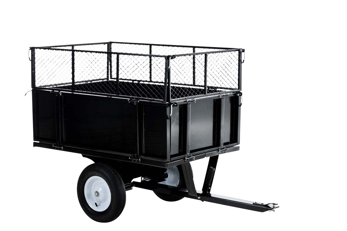 Zitmaaier Kipwagen 300 kg