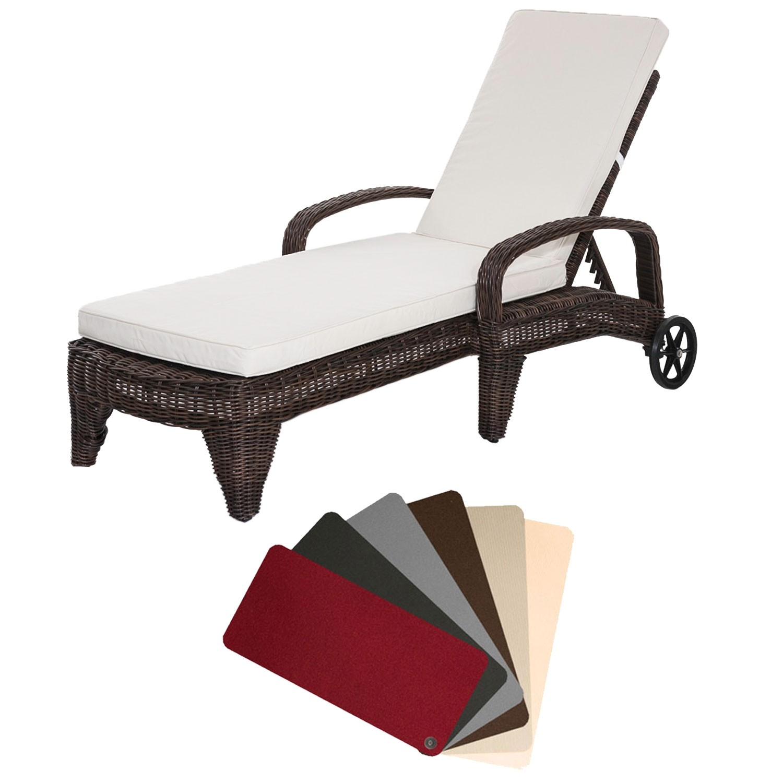 Hoes voor ligstoel Luini