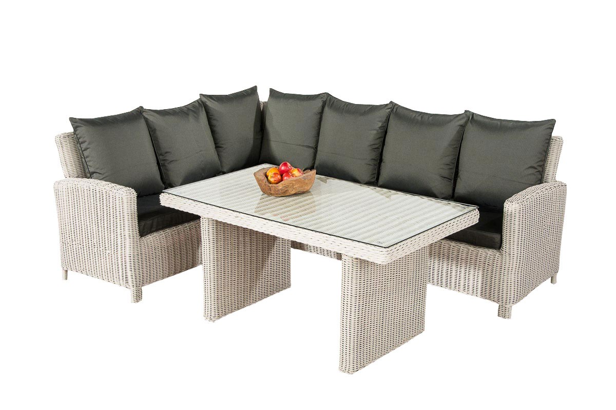 Lounge Dining Set Bermeo 5mm