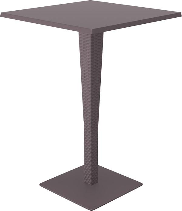 Statafel Riva 70x70 cm