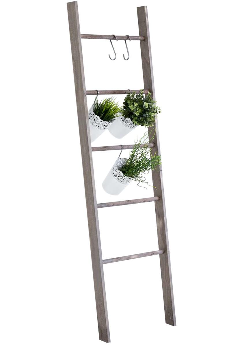 Houten ladder Mariette