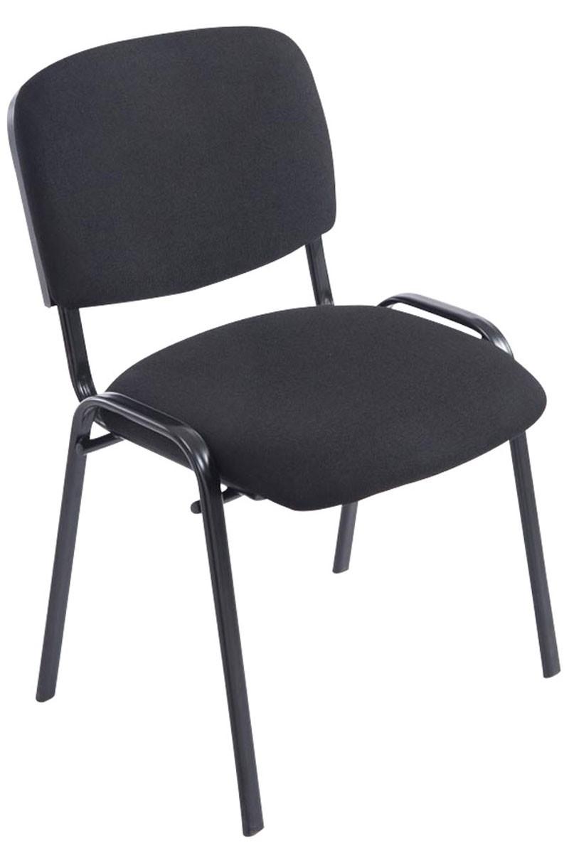 Bezoekersstoel XL Ken Stof