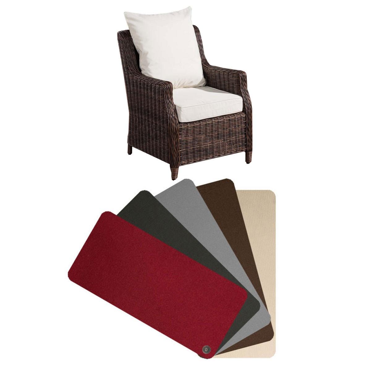 Kussenhoes fauteuil Montero