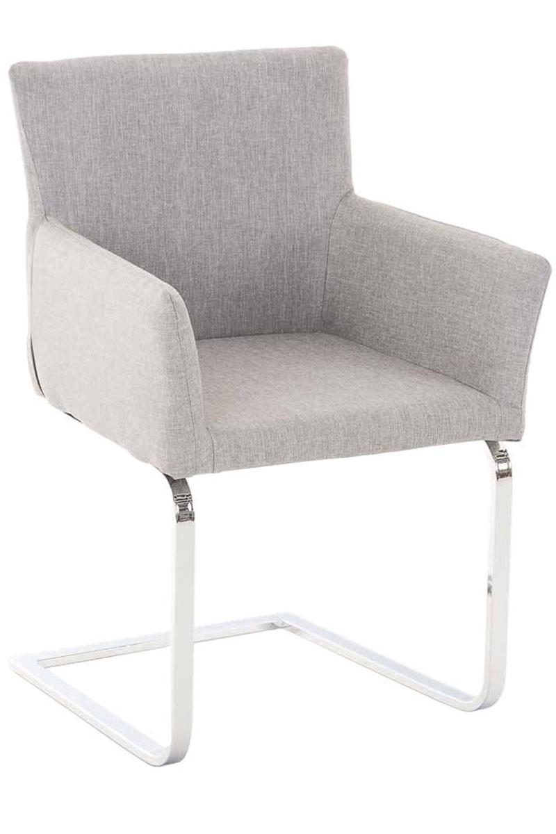 Bezoekersstoel Pirus stof