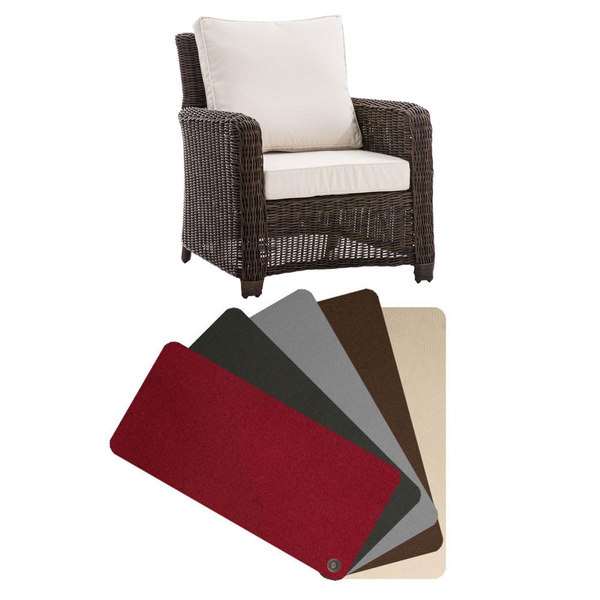 Kussenhoes fauteuil San Fernando