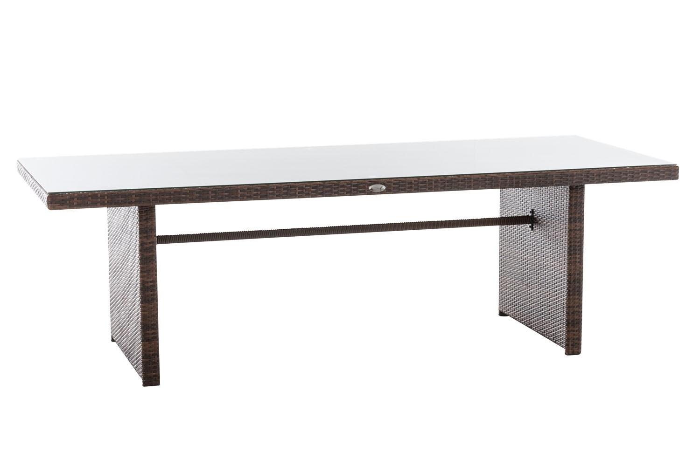 Poly rotan tafel Avignon
