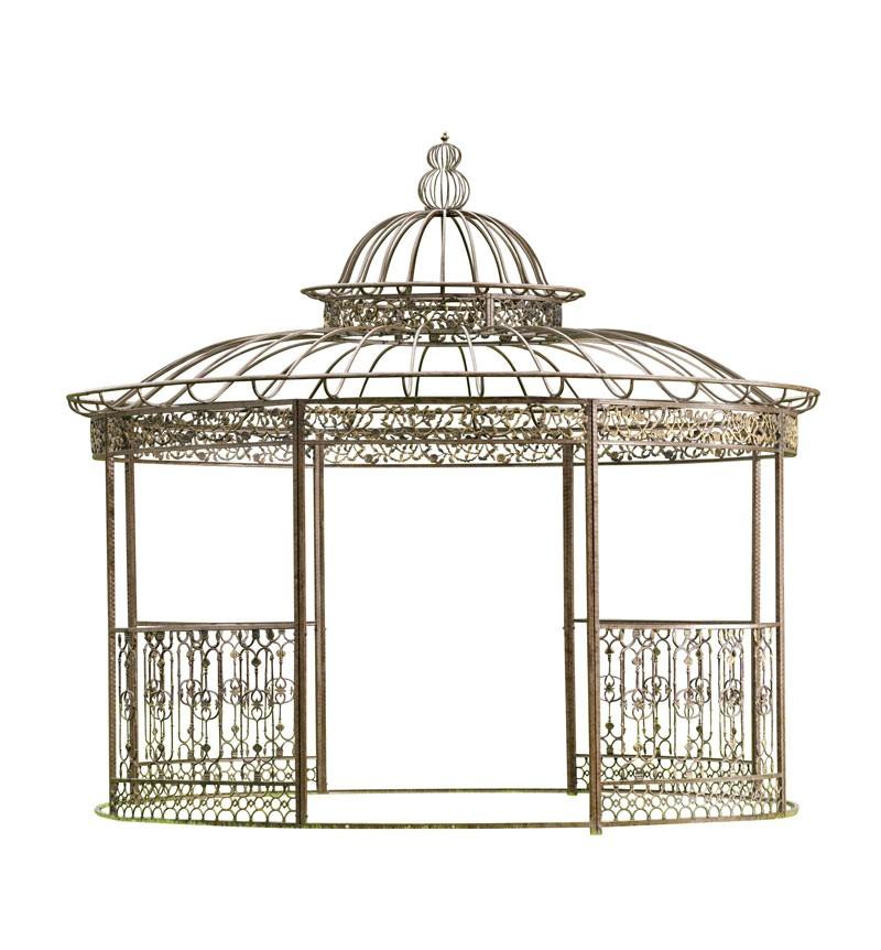 Luxe Paviljoen Romantisch rond 350 cm