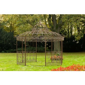 Round Luxury Pavilion ROMANTIC