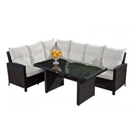 Lounge Dining Set Bermeo