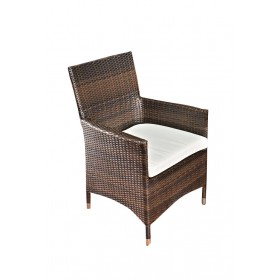Wicker Stoel Julia