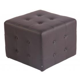 Hocker Cubic kunstleer